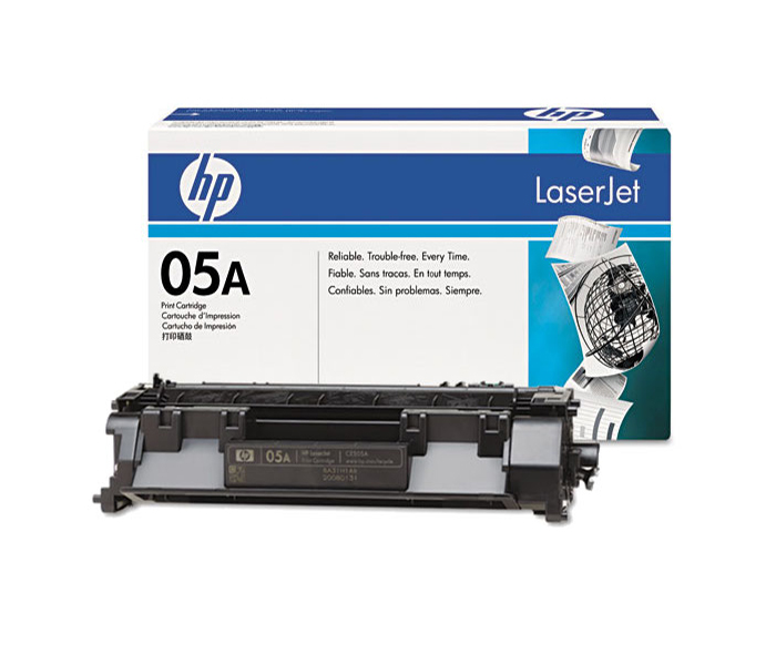 TONER HP 05a for use