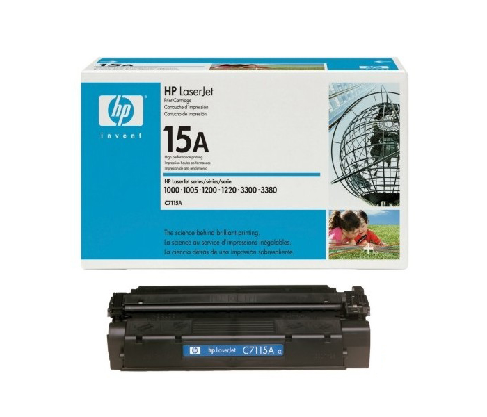 TONER HP 15A FOR USE
