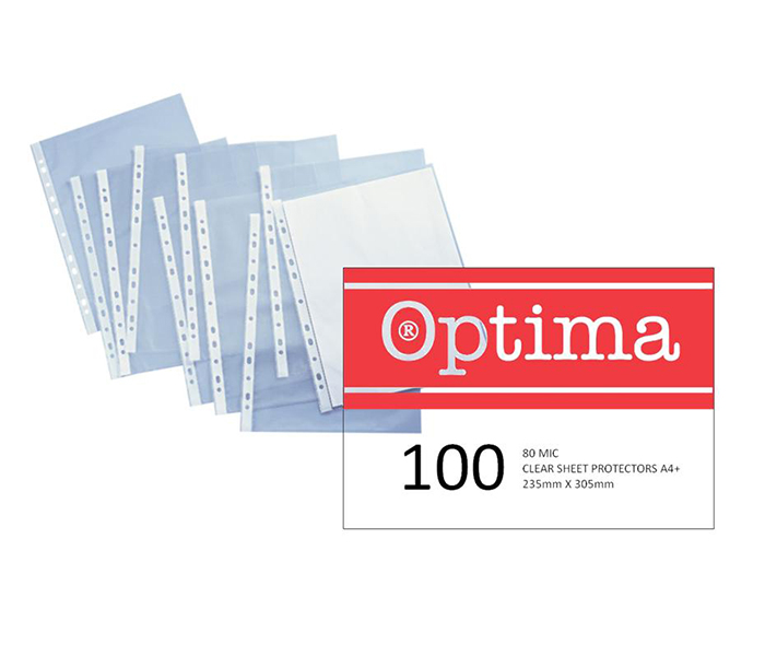 FOLIJA OPTIMA 80mic,11 RUPA