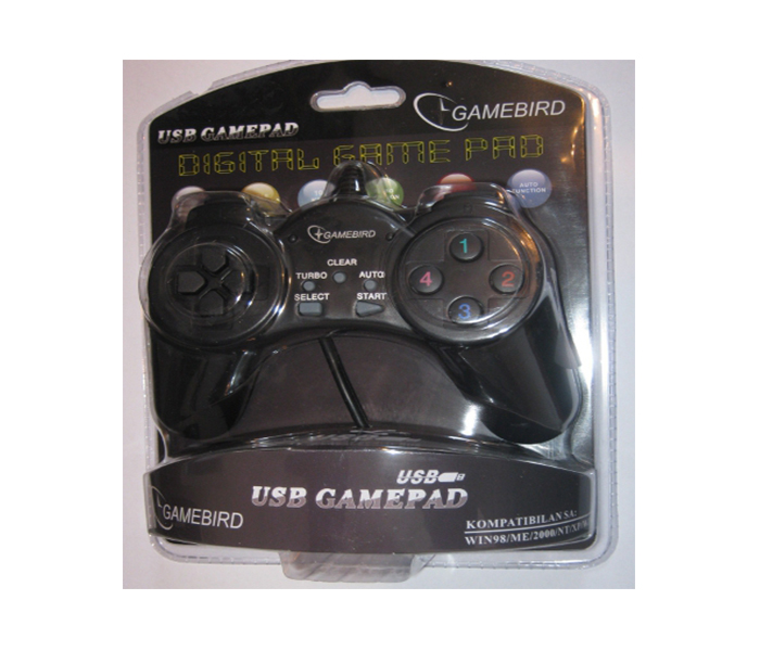 GAMEPAD DIGITAL GEMBRID